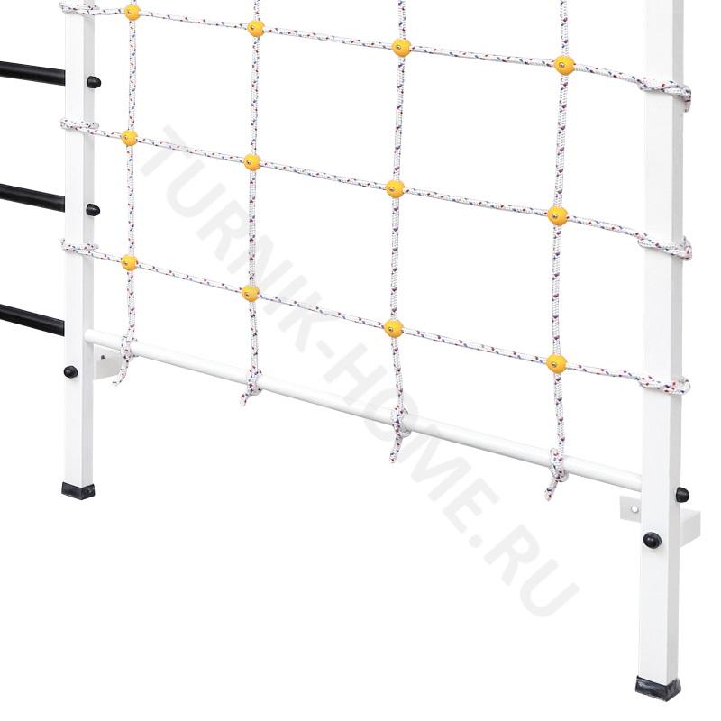 Шведская стенка с рукоходом, скамьей и упором 3в1