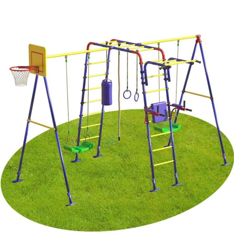 Дачный спортивный комплекс для детей