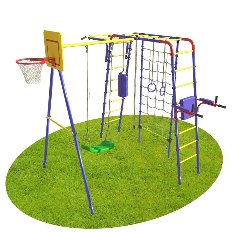 Детская спортивная площадка на дачу