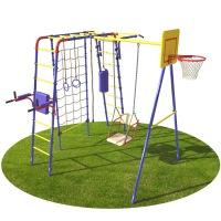 Уличные детские площадки